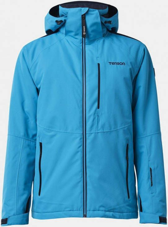 Tenson ski jas Lucky MPC Plus heren polyester blauw maat XXL online kopen