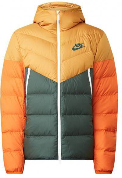 Nike Downfill Bubble Jacket Heren Zwart Heren