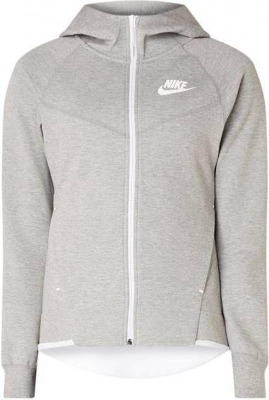 Nike Tech Fleece sweatvest met capuchon en steekzakken