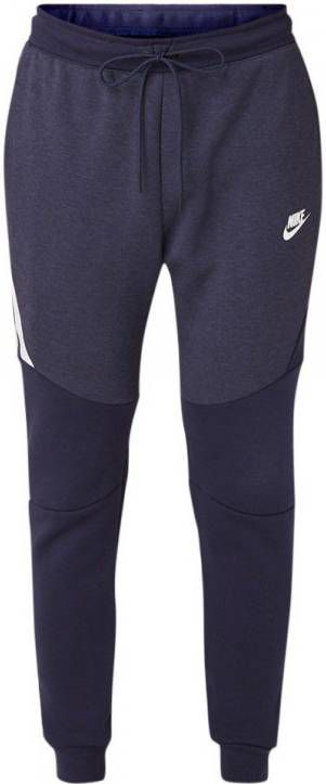Nike Tech Fleece Colour Block Track Pants Heren Zwart Heren
