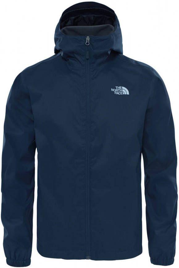 The North Face Regenjas men quest jacket urban navy-s online kopen