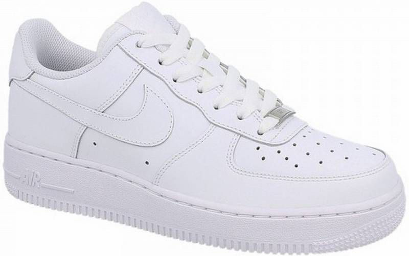 Lage Sneakers Nike AIR FORCE 1 07 LEATHER W