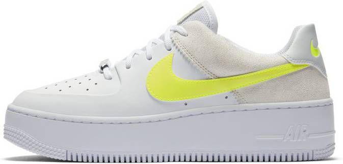 Nike Air Force 1 Sage Low Damesschoen Paars