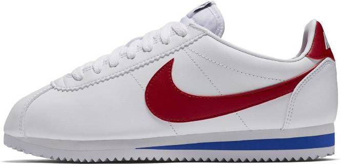 Lage Sneakers Nike Wmns Classic Cortez Leather 807471 112