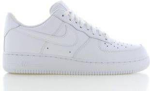 Nike Air Force 1'07 Essential Damesschoen Zilver