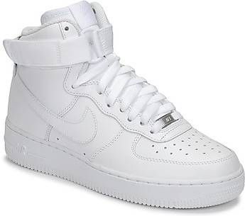 nike air force one wit hoog top promo code for 2174e f2046