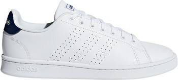 Adidas Advantage sneakers witblauw Dames