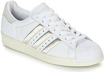 Adidas sneakers Superstar 80's Cork dames wit maat 41 13