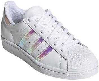 Adidas Superstar Originals B27136 Wit Wit maat 35.5