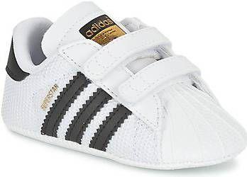cb48ce6f33f Adidas Originals Superstar Crib Baby's Wit Kind