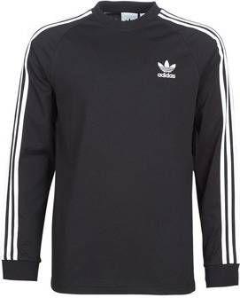 Adidas Originals California Long Sleeve T Shirt Zwart Heren