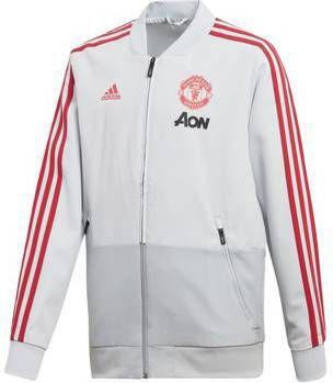 Adidas Manchester United FC Presentation Jacket Junior Wit Kind