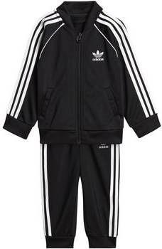 Adidas Superstar Tracksuit Infant Zwart Kind