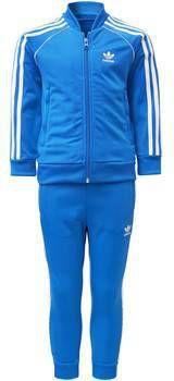 Adidas Originals Superstar Tracksuit Children Blauw Kind ...
