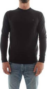 Tommy Hilfiger Fijngebreide pullover in zijdeblend online kopen