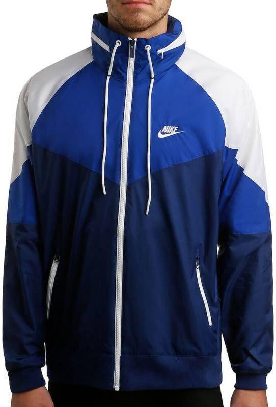 Nike Sportswear Windrunner Herenjack Zwart Jassenshoponline.nl