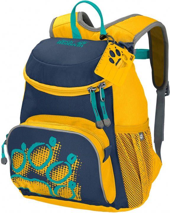 Jack Wolfskin Little Joe Kids & Youth Rugzak burly yellow XT Kindertas online kopen
