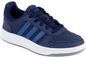Blauwe Hoops 2.0 adidas maat 38