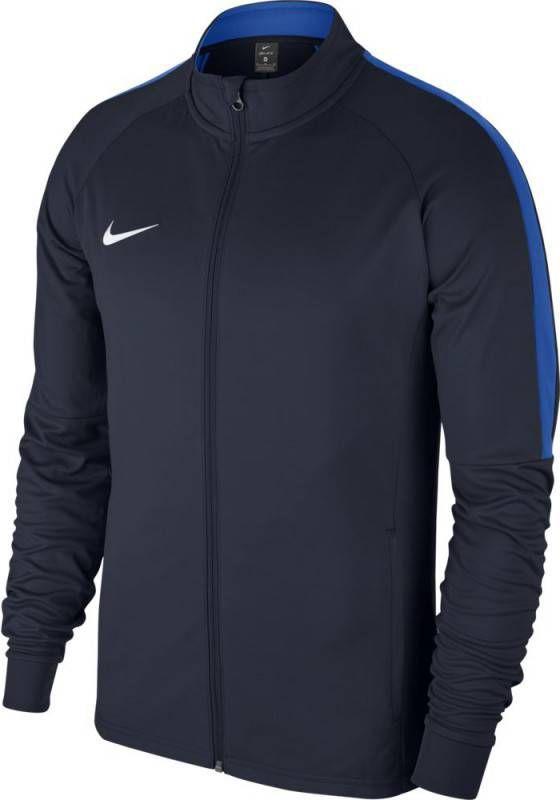 bca28c3a1fc Nike Dry Academy 18 Trainingsjack Obsidian Royal Blue White online kopen