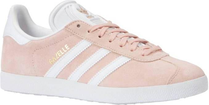 Adidas Originals Gazelle Heren Solid GreyWhite Heren