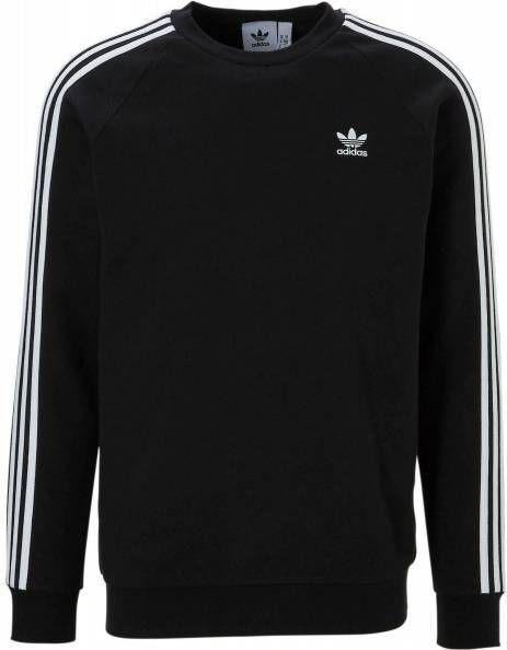 Adidas Originals California Crew Sweatshirt Heren Zwart Heren