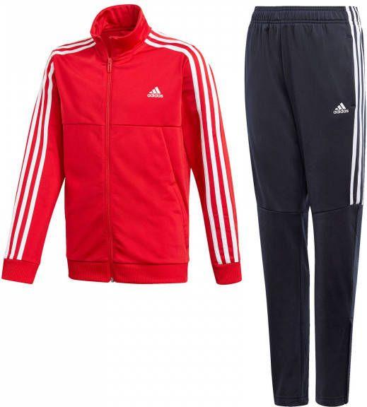 Adidas Performance trainingspak donkerblauw/rood online kopen