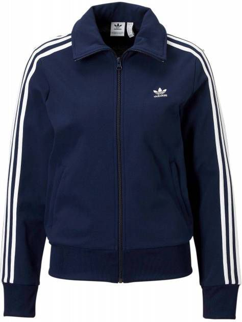 Adidas Originals Superstar Track Top Dames Blauw Dames ...