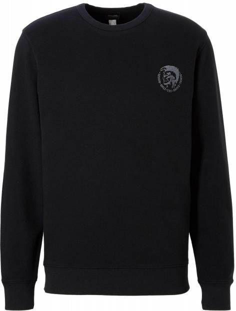 Diesel 00Cs7C 0Cand Umtl-Willy Sweater Longwear Men Black online kopen