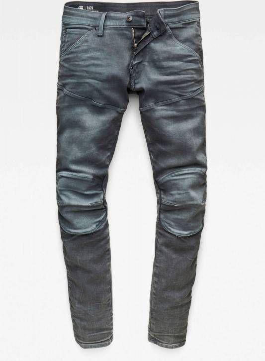 G Star 5620 Staq 3D skinny jeans valt kleiner Dames Jeans.nl