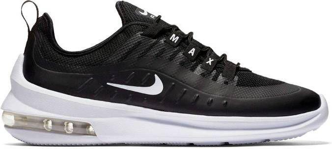 NIKE Air max axis sneakers zwartwit dames