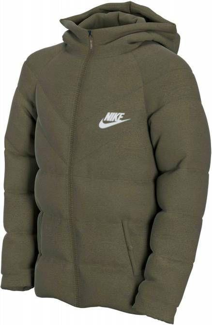 Nike Sportswear Padded Jacket Junior alleen bij JD Zwart Kind