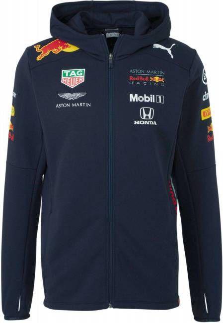 Red bull racing vest grijs heren Jassenshoponline.nl