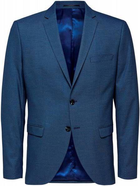SELECTED HOMME slim fit colbert blauw online kopen